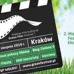 Warsztaty dla dzieci podczas Kraków International Green Film Festival