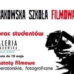 Warsztaty filmowe w Krakowie