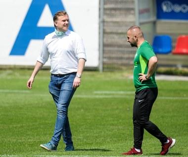 Warta Poznań ma spore problemy. Ubogo z transferami, kogo przywiezie dyrektor?