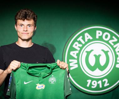 Warta Poznań. Utalentowany piłkarz dołączył do zespołu