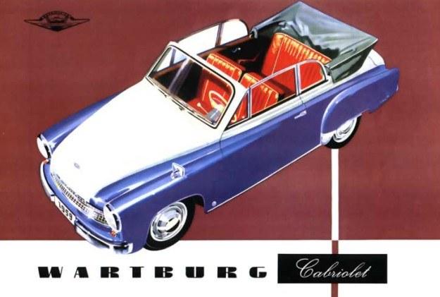 Wartburg 1000 /