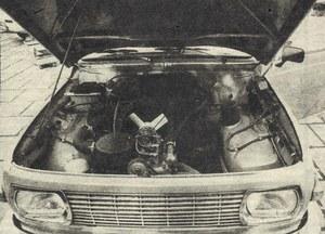 """Wartburg 353 W - badanie drogowe """"Motoru"""" /Motor"""