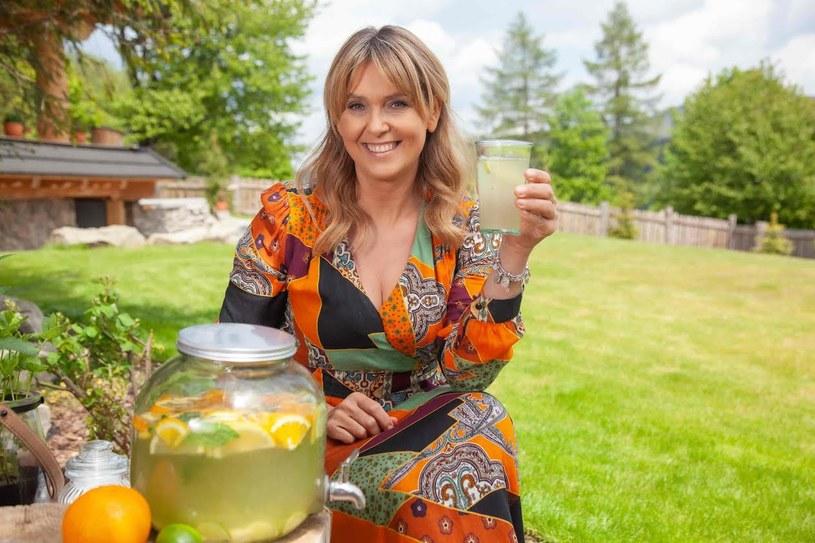 Warto chodować mięte na kuchennym parapecie czy w ogrodzie - przekonuje Ewa Wachowicz /archiwum prywatne