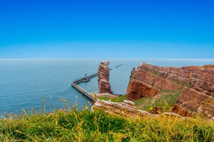 Warto pośpieszyć się, by na własne oczy zobaczyć Długą Annę na wyspie Helgoland /materiały promocyjne