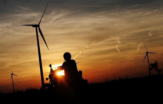 Warto postawić na wiatr? /AFP