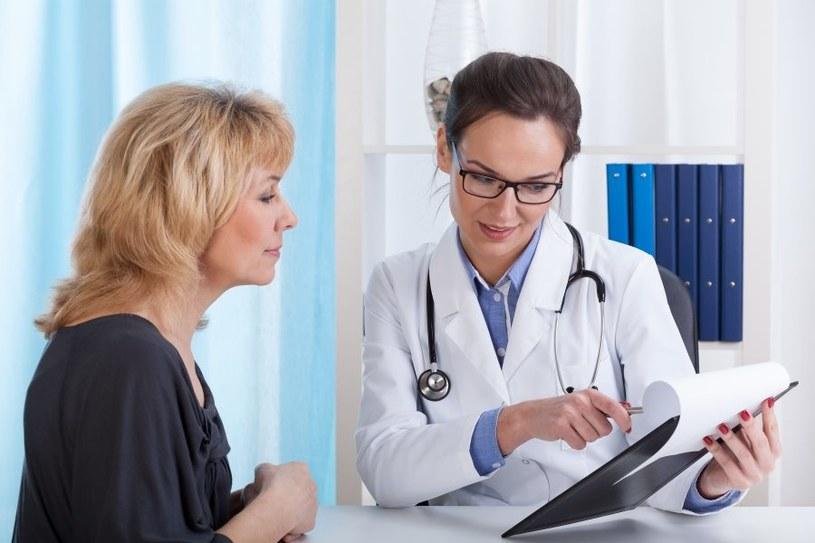 Warto skorzystać z pomocy lekarza /123RF/PICSEL