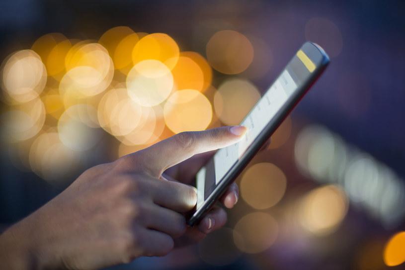 Warto w odpowiedni sposób zabezpieczyć smartfon przed jego /123RF/PICSEL