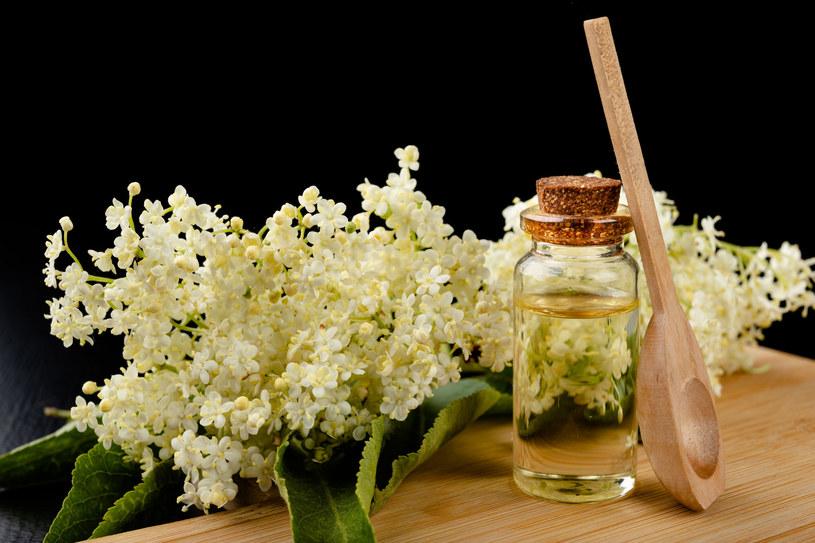 Warto z kwiatów bzu przygotować tonik i stosować go codziennie /123RF/PICSEL