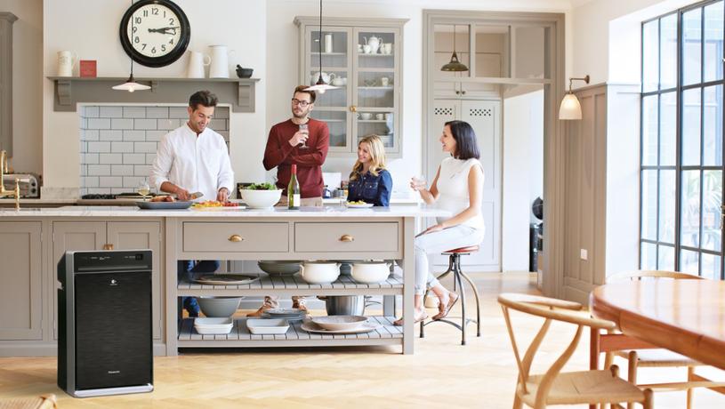 Warto zadbać o jakość powietrza w domu i chronić się przed stresem oksydacyjnym /materiały promocyjne