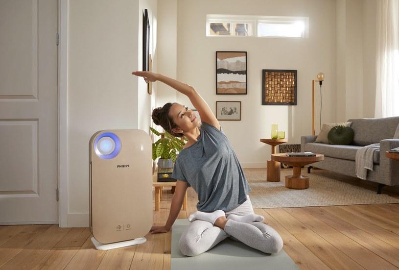 Warto  zakupić oczyszczacz powietrza do walki z alergenami wziewnymi /materiały promocyjne