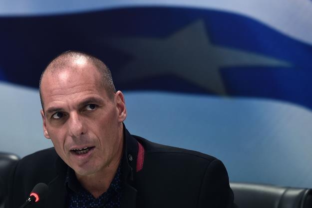 Warufakis uważa ze Niemcy mogą uratować Grecję /AFP