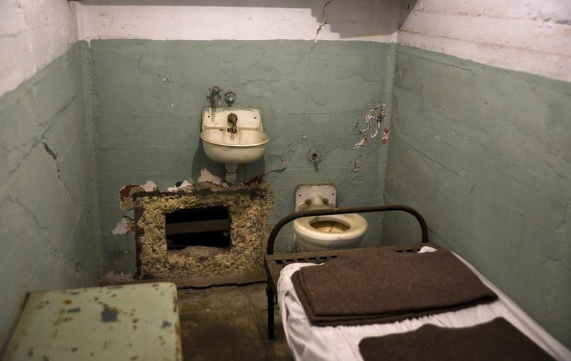 Warunki w Alcatraz - delikatnie mówiąc - nie należały do najlepszych / Robert Alexander / Contributor /Getty Images