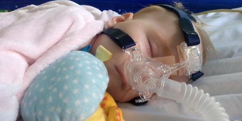 Warunkiem przystąpienia do leczenia Hani jest rozpoczęcie go przed ukończeniem drugiego roku życia /materiały prasowe