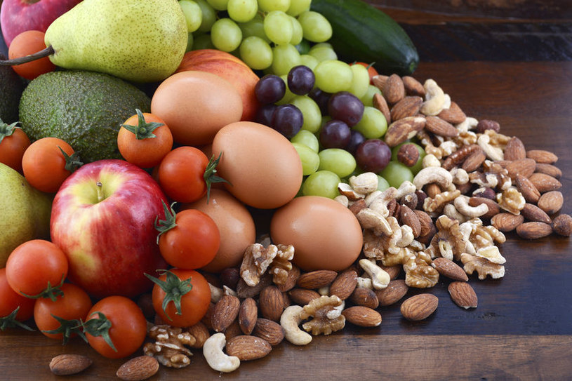 Warzywa i owoce /©123RF/PICSEL