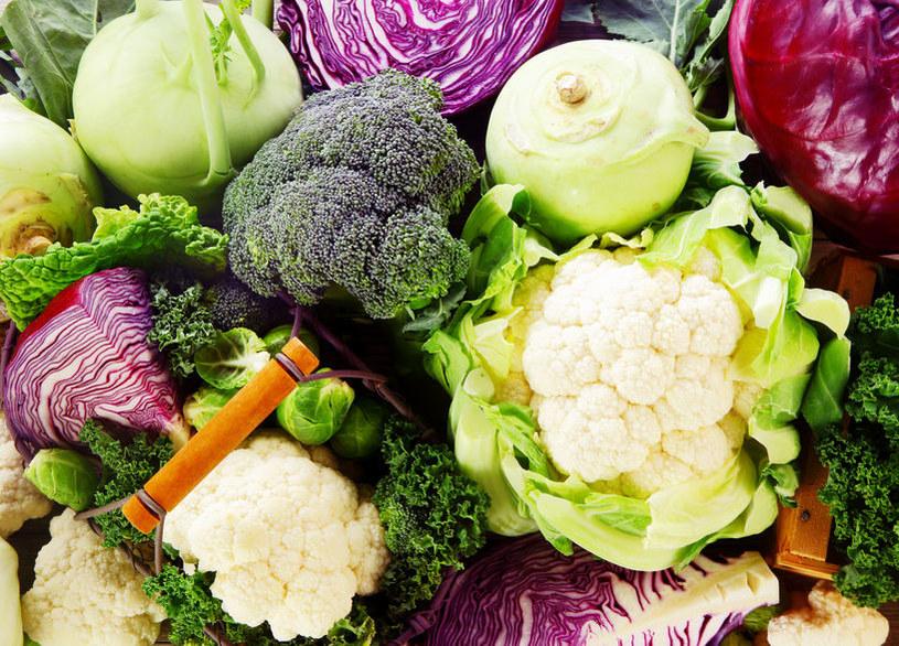 Warzywa kapustne /©123RF/PICSEL