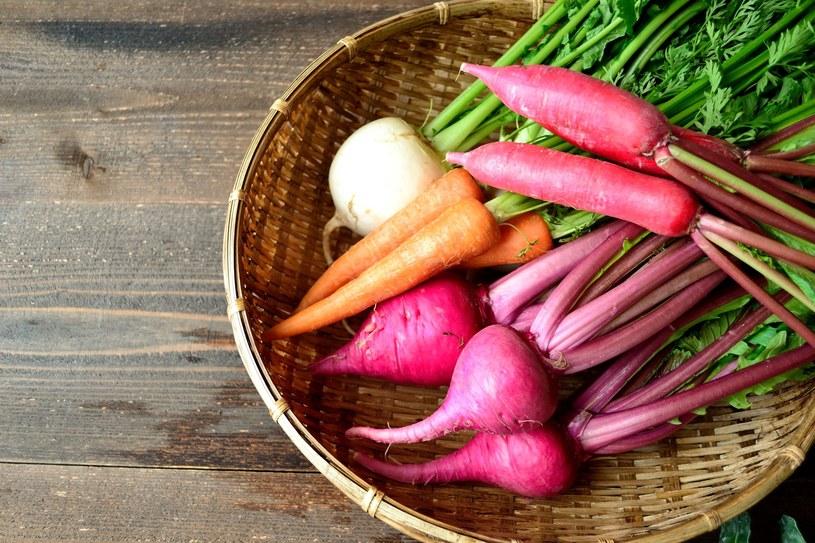 Warzywa korzeniowe /123RF/PICSEL