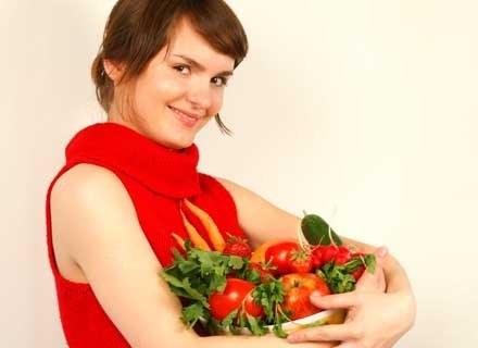 Warzywa możesz jeść bez ograniczeń, fot. Borys Czonkow /MWMedia