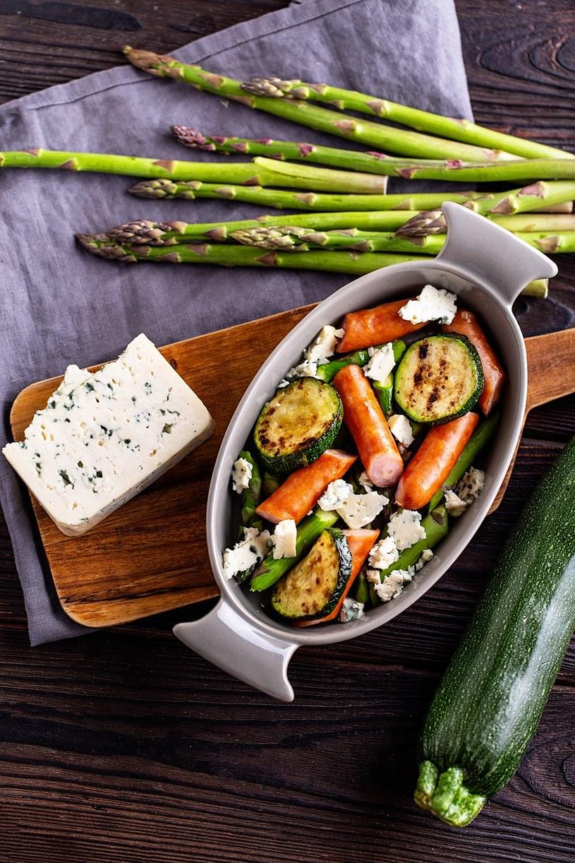 Warzywa pieczone /materiały prasowe