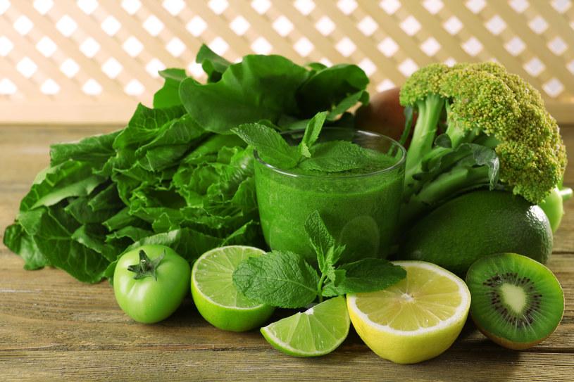 Warzywa takie jak brokuły, szpinak czy pietruszka mają korzystny wpływ na wzrok /123RF/PICSEL