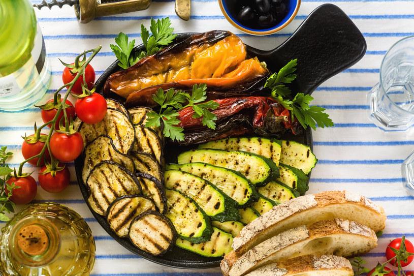 Warzywa z grilla - kolorowe i pyszne! /123RF/PICSEL