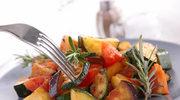 Warzywa z grilla (po 1. roku)