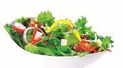 Warzywne sałatki  do mięsnych dań