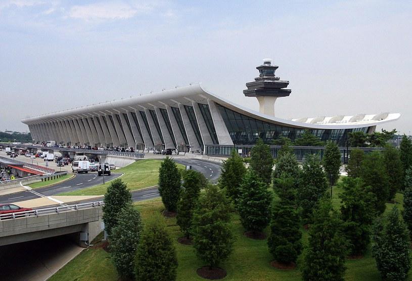 Washington Dulles International Airport zaopatrywany przez rurociąg paliwowy Colonial Pipeline