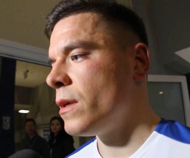 Wasielewski (Lech) po 2-1 z Wisłą Płock. Wideo
