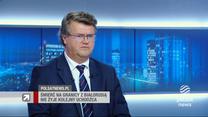 """Wąsik w """"Gościu Wydarzeń"""": Krew tych ludzi spada wyłącznie na Łukaszenkę"""