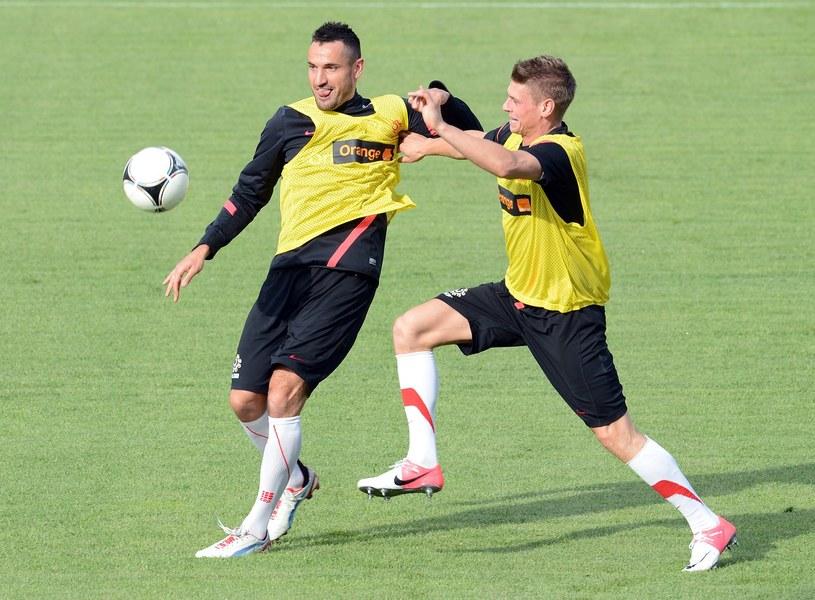 Wasilewski i Piszczek to pewniacy do gry przeciwko Anglii /AFP