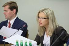 Wassermann o przesłuchaniu Rostowskiego: świadek stara się cały czas skutecznie prowokować