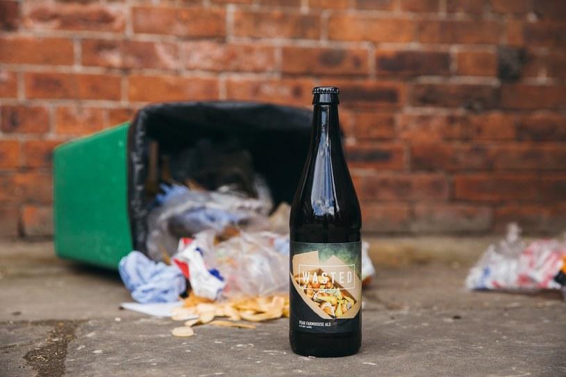Wasted - jedyne takie piwo na świecie /East News