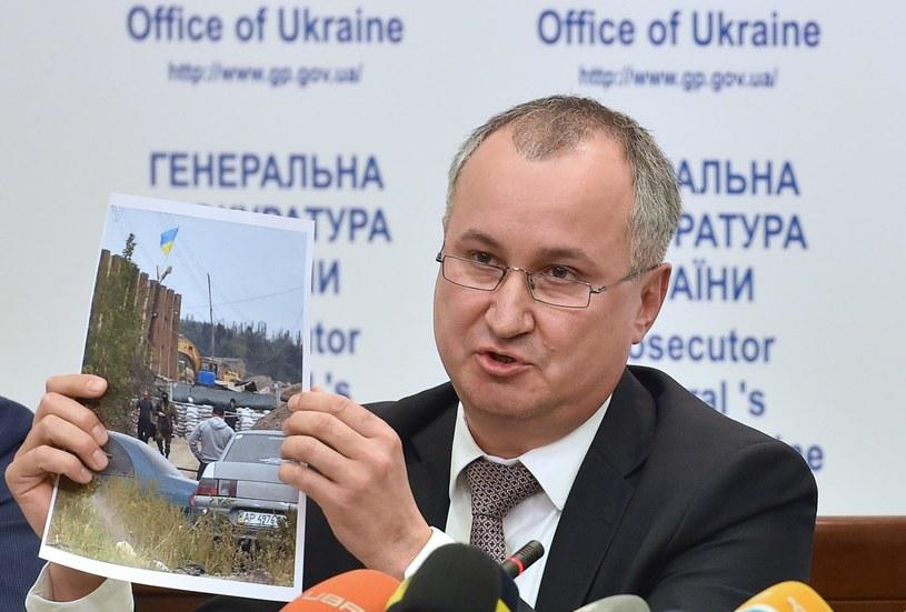 Wasyl Hrycak /AFP