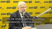 Waszczykowski o kandydacie na stanowisko szefa RE