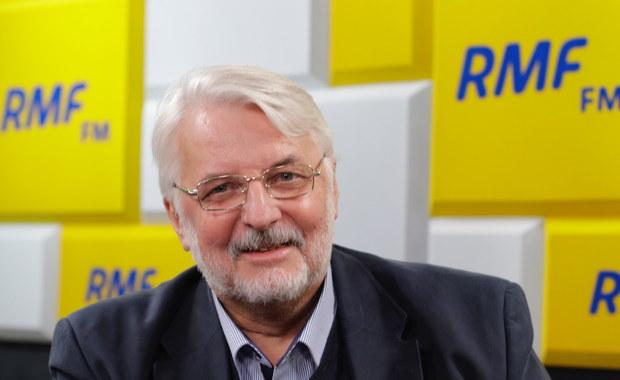 Waszczykowski o Tusku: Nie daj Bóg, żeby wrócił do władzy