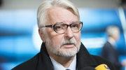 Waszczykowski oskarża Tuska o prorosyjskość, na podstawie notatki sprzed 9 lat