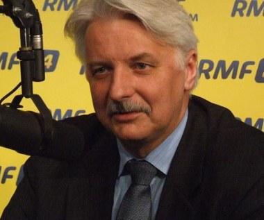Waszczykowski: Presja UE będzie utratą suwerenności
