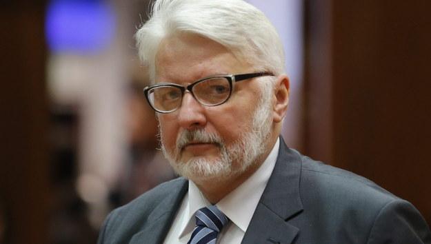 Waszczykowski: Rosja zagrabiła naszą własność i nie chce jej oddać