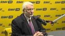 Waszczykowski w Porannej rozmowie RMF (14.06.17)