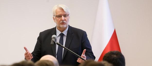 Waszczykowski: Zaskarżymy rosyjskie śledztwo smoleńskie do Trybunału w Hadze