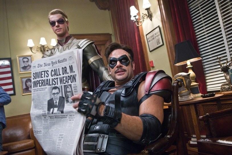 """""""Watchmen: Strażnicy"""" /Warner Bros /materiały promocyjne"""