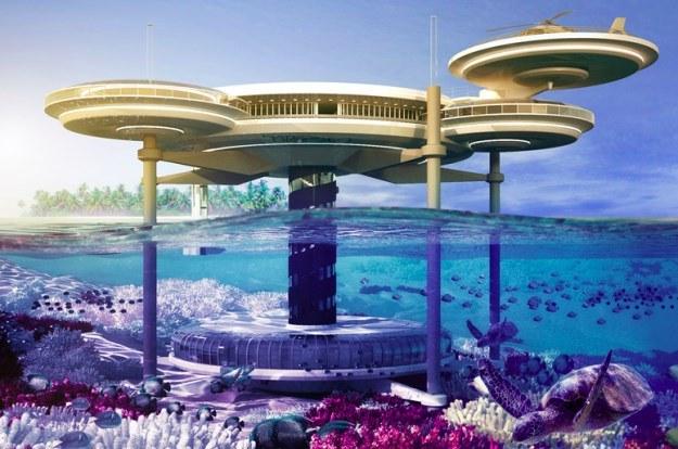 Water Discus Hotel powstanie na Malediwach. Wkrótce kolejne w Dubaju, Singapurze i Norwegii /materiały prasowe
