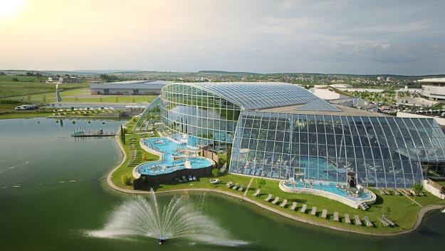 Waterworld of Poland koło Mszczonowa. Fot. Global City Holdings /Informacja prasowa
