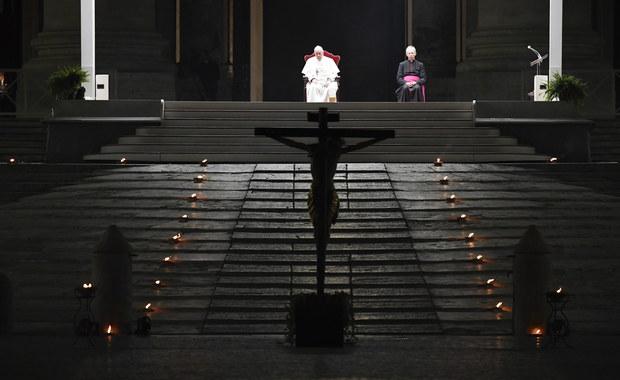 Watykan: Droga Krzyżowa bez udziału wiernych. Rozważania przygotowali więźniowie, ich rodziny i ofiary