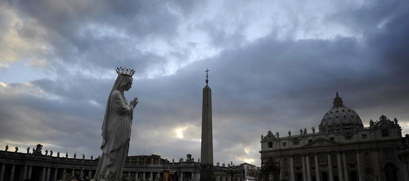 Watykan możliwym celem ataku /AFP