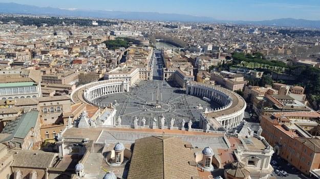 Watykan na zdjęciu ilustracyjnym /foto. pixabay /