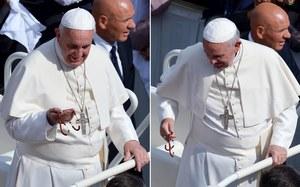 Watykan: Nieznany portret papieża Franciszka