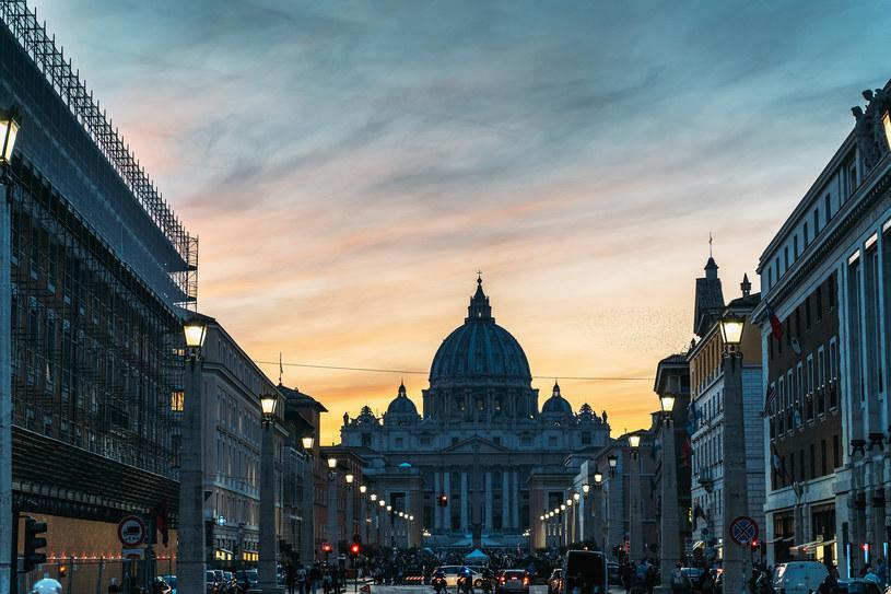 Watykan od strony Via della Conciliazione /123RF/PICSEL