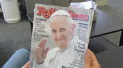 """Watykan ostro reaguje na portret Franciszka w """"Rolling Stone"""""""