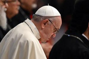 """Watykan: Papież Franciszek miał """"epizod gorączkowy"""""""